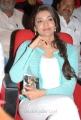 Beautiful Kajal Aggarwal White Dress Photos