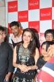 Kajal Agarwal launches Bahar Cafe Restaurant at Madeenaguda, Hyderabad