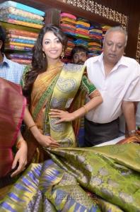 Kajal Agarwal Inaugurated Chennai Shopping Mall @ Ameerpet, Hyderabad