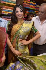 Kajal Agarwal launches Chennai Shopping Mall @ Ameerpet, Hyderabad