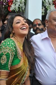 The Chennai Shopping Mall Inauguration by Kajal Agarwal Photos