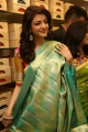 Kajal Agarwal launches Trisha Designer Store at Banjara Hills, Hyderabad