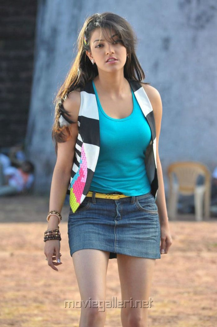 Picture 233493 | Kajal Agarwal Hot Mini Skirt Spicy Stills | New ...