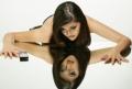 Kajal Agarwal Mobile Ad Photo Shoot Stills