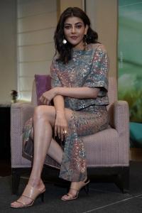Mosagallu Movie Heroine Kajal Agarwal Interview Photos