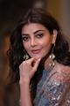 Heroine Kajal Agarwal Photos @ Mosagallu Movie Interview