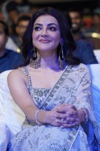 Mosagallu Movie Actress Kajal Aggarwal Saree Photos