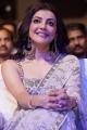 Actress Kajal Agarwal Saree Photos @ Mosagallu Pre Release