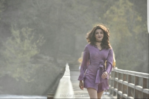 Actress Kajal Aggarwal Photos in Khaidi No 150