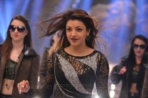 Actress Kajal Agarwal Photos in Temper Movie