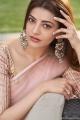 Actress Kajal Agarwal Photoshoot @ Indian 2 Movie Pooja