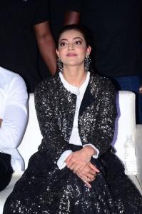 Actress Kajal Agarwal Pics @ Kavacham Audio Release