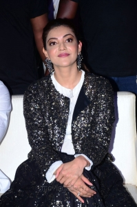 Actress Kajal Aggarwal Pics @ Kavacham Audio Release