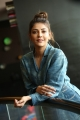 Heroine Kajal Agarwal Photos @ Ranarangam Movie Interview