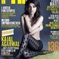 Kajal Agarwal Topless FHM magazine Cover