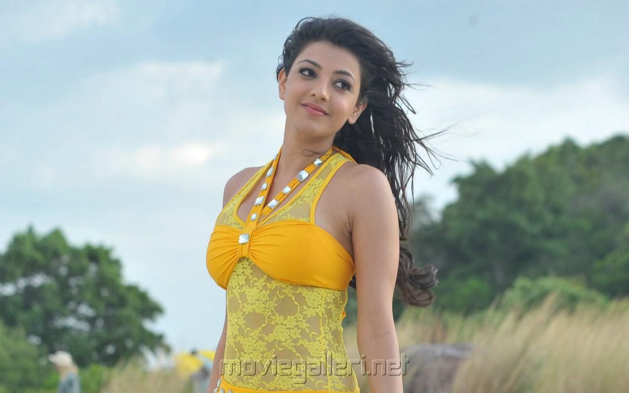 Kajal Hottest in Businessman images