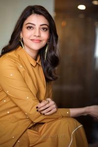 Beautiful Kajal Agarwal Photos @ Comali Movie Promotions