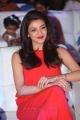 Gorgeous Kajal Agarwal in Red Dress Photos
