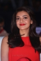 Gorgeous Kajal Aggarwal Latest Photos in Red Dress