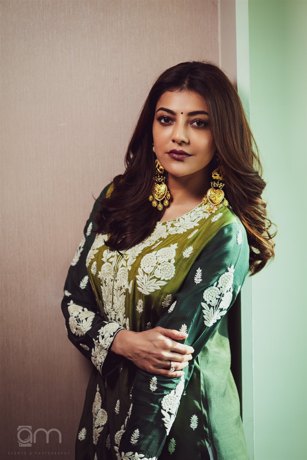Actress Kajal Aggarwal Latest Cute Photoshoot Pics
