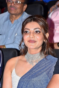 Actress Kajal Aggarwal New Photos @ Sita Movie Pre Release Function