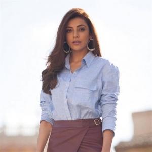 Actress Kajal Agarwal New Photoshoot Pictures