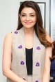 Actress Kajal Aggarwal Photos @ Paris Paris Movie Sets