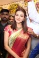 Actress Kajal Agarwal Stills @ Maangalya Shopping Mall Launch