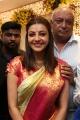 Actress Kajal Agarwal Stills @ Mangalya Shopping Mall Madinaguda Launch