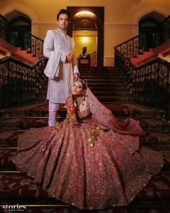 Gautam Kitchlu Kajal Aggarwal Wedding Photos