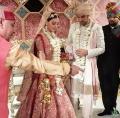 Gautam Kitchlu Kajal Agarwal Wedding Images