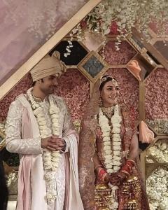 Gautam Kitchlu Kajal Aggarwal Wedding Images