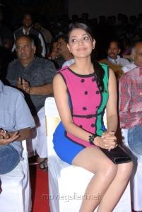 Kajal Agarwal in Hot Short Skirt Pics