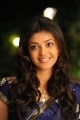 Tamil Actress Kajal Cute Face Expressions