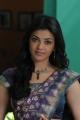 Actress Kajal in Saree Cute Images