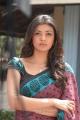 Beautiful Kajal Cute in Saree Stills