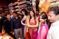 Kajal & Deeksha Launches Kalamandir @ Hanamkonda