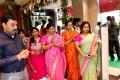 Kajal and Deeksha at Kalamandir Store Launch Stills