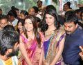Kajal Agarwal, Deeksha Seth Launches Kalamandir @ Hanamkonda