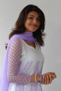 Beautiful Kajal in Churidar Cute Photo Shoot Stills