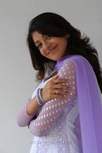 Beautiful Kajal in Churidar Cute Photos