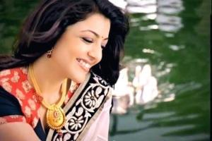 Kajal Jewellery Ad Cute Pics