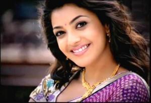 Kajal Jewellery Ad Cute Smile Stills