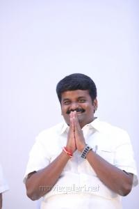 Dr C. Vijayabaskar @ Writer Kalaignanam Felicitation Function Photos