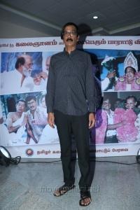 Manobala @ Writer Kalaignanam Felicitation Function Photos
