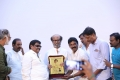 RR Tamilselvan, Rajinikanth @ Writer Kalaignanam Felicitation Function Photos