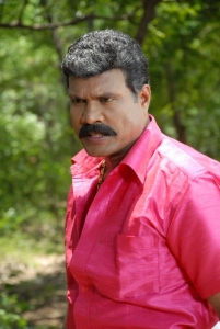 Kalabhavan Mani in Kalaivendhan Tamil Movie Stills