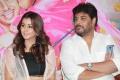 Nikki Galrani, Sundar C @ Kalakalappu 2 Movie Press Meet Stills