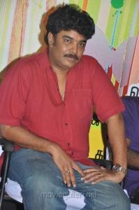 Sundar.C at Kalakalappu Audio Launch Stills