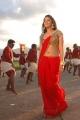 Anjali Hot Saree in Kalakalappu Movie Stills